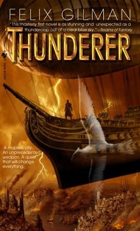 Omslag till Thunderer