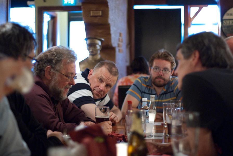 Bild från pubmöte